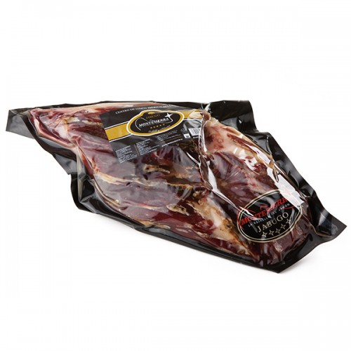Centre of acorn fed shoulder of ham 50% Iberian