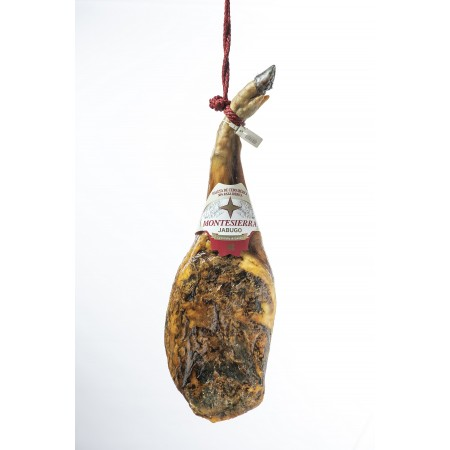Jabugo Iberian fodder fed shoulder of ham