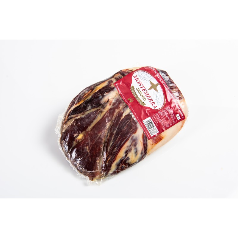 Centre of acorn fed shoulder of ham 50% Iberian